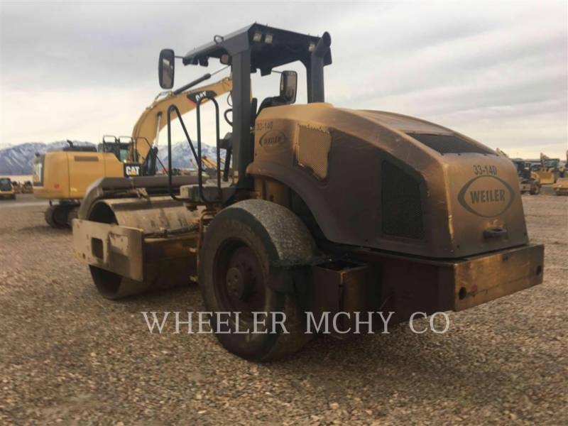 CATERPILLAR VIBRATORY SINGLE DRUM ASPHALT CS54B C110 equipment  photo 7