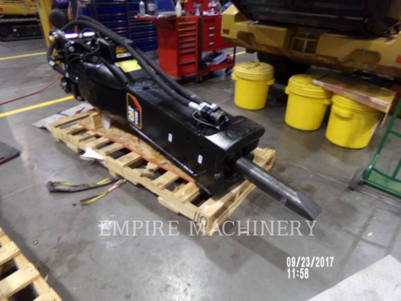 CATERPILLAR  MARTELLO H120ES equipment  photo 4