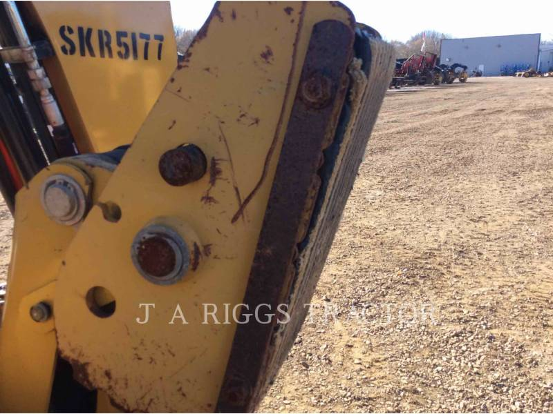 CATERPILLAR RETROEXCAVADORAS CARGADORAS 420F 4H equipment  photo 19