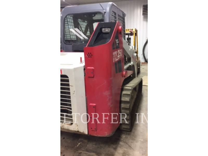 TAKEUCHI MFG. CO. LTD. CHARGEURS COMPACTS RIGIDES TL250 equipment  photo 3