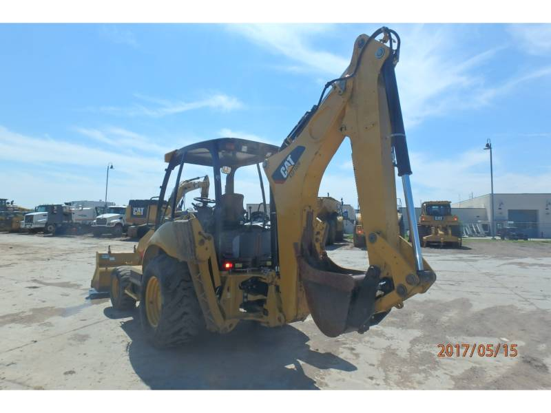 CATERPILLAR バックホーローダ 416FST equipment  photo 4