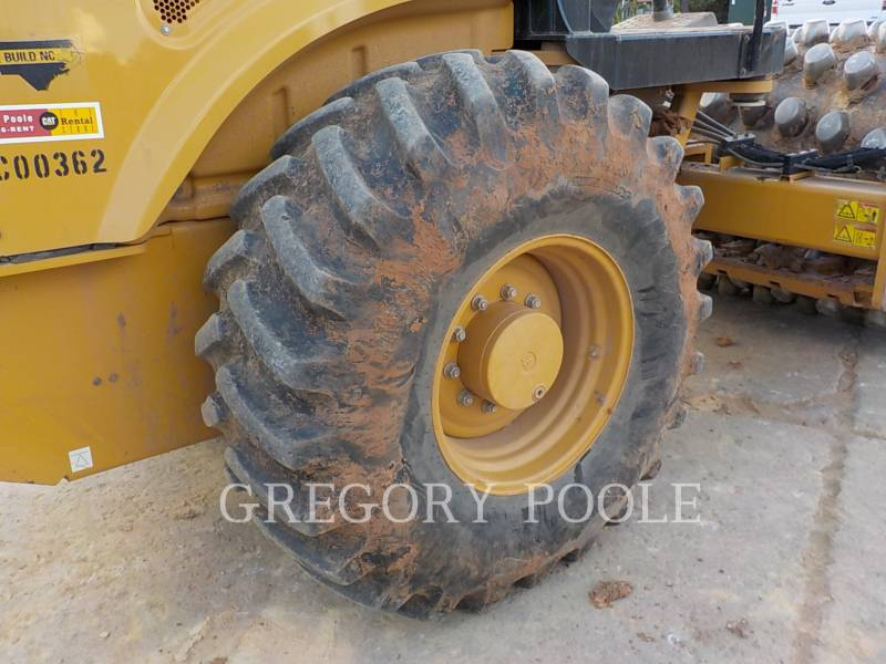 CATERPILLAR EINZELVIBRATIONSWALZE, BANDAGE CP56B equipment  photo 21