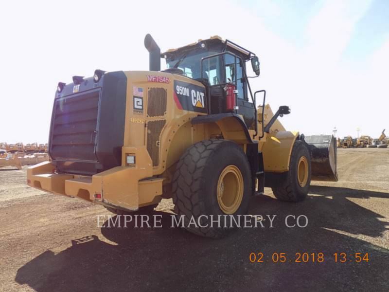 Caterpillar ÎNCĂRCĂTOARE PE ROŢI/PORTSCULE INTEGRATE 950M equipment  photo 2