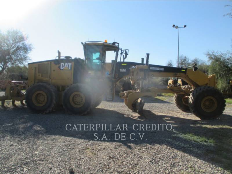 CATERPILLAR モータグレーダ 16M equipment  photo 6