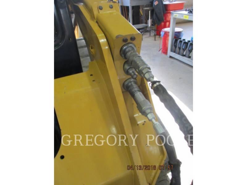 CATERPILLAR CHARGEURS TOUT TERRAIN 259D equipment  photo 15