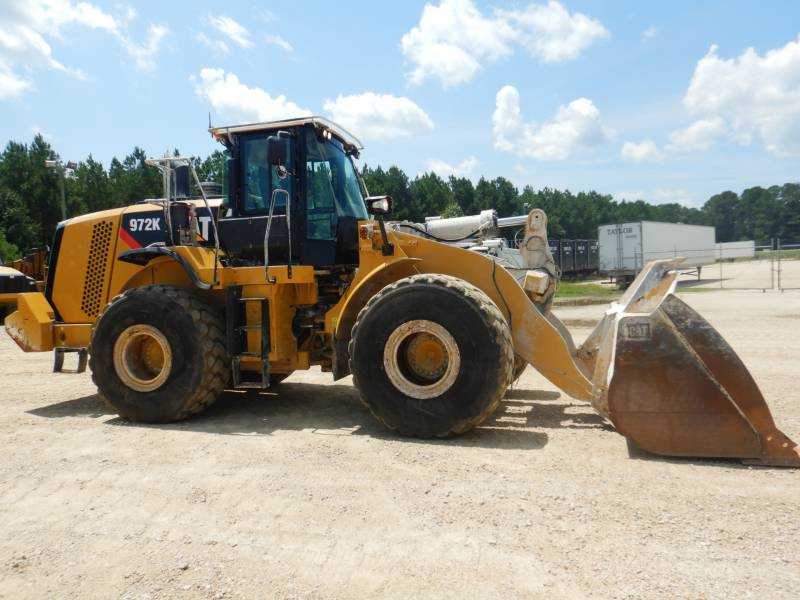CATERPILLAR RADLADER/INDUSTRIE-RADLADER 972 K equipment  photo 2