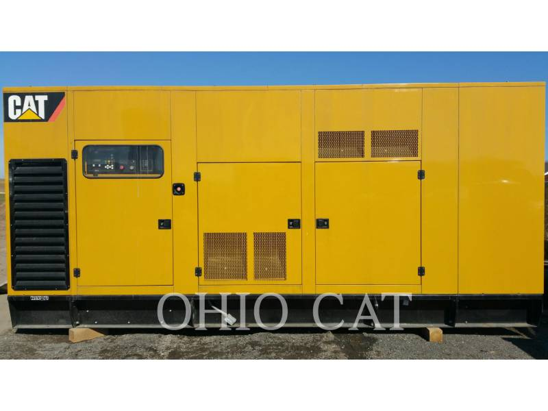 CATERPILLAR STATIONARY - DIESEL C27 equipment  photo 1