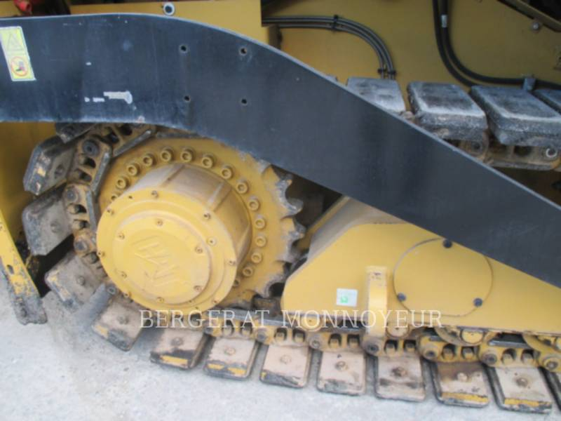 CATERPILLAR ASPHALT PAVERS AP-655D equipment  photo 8