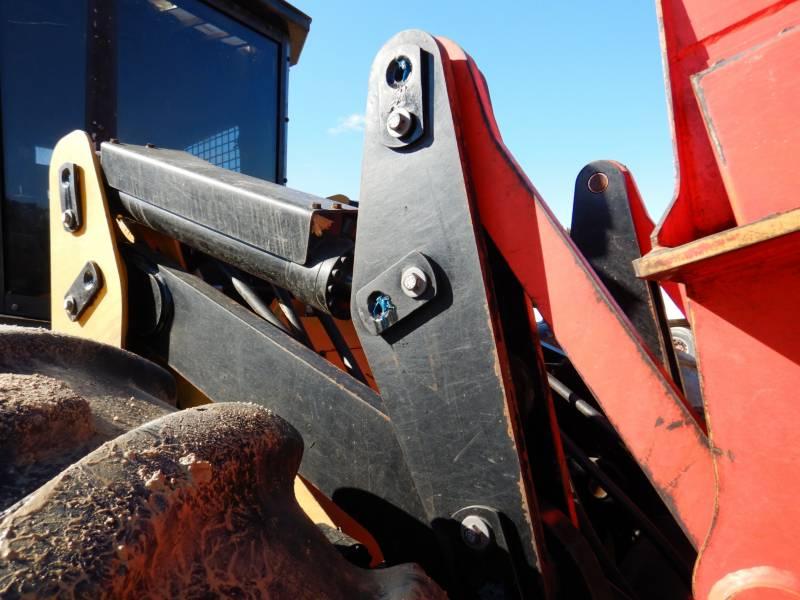 CATERPILLAR FORESTRY - FELLER BUNCHERS - WHEEL 553C equipment  photo 21