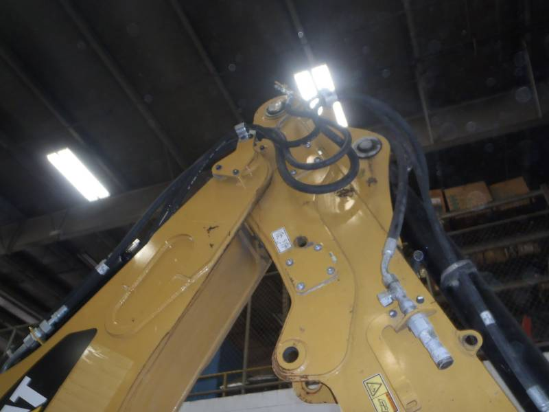 CATERPILLAR BACKHOE LOADERS 430FIT equipment  photo 19