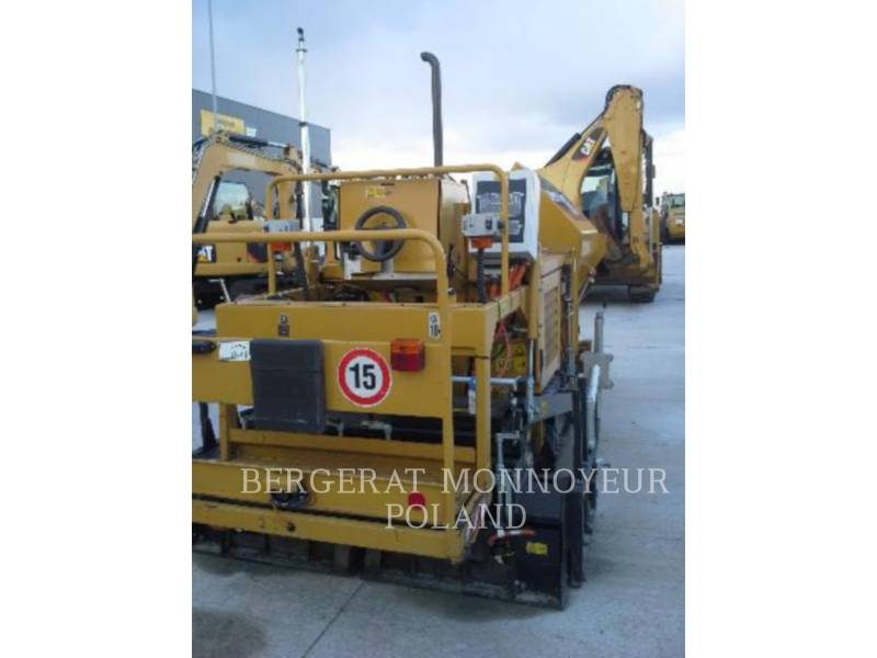 CATERPILLAR ASPHALT PAVERS AP 255 E equipment  photo 2