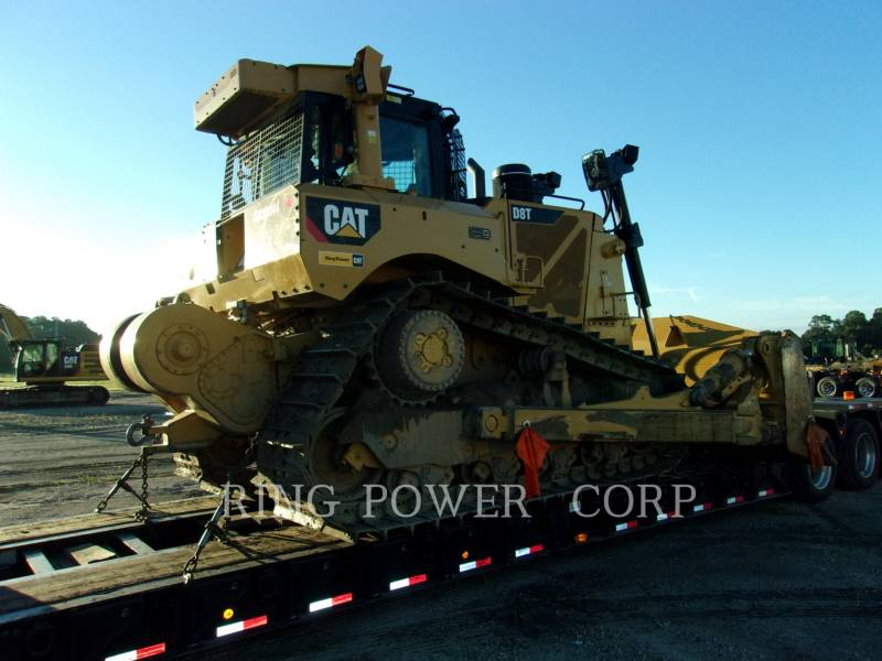 CATERPILLAR TRACTEURS SUR CHAINES D8TWINCH equipment  photo 2