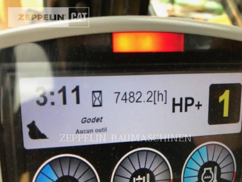 CATERPILLAR EXCAVADORAS DE CADENAS 349EL equipment  photo 15