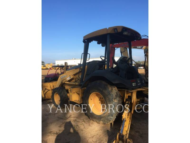 DEERE & CO. BACKHOE LOADERS 310SG equipment  photo 4