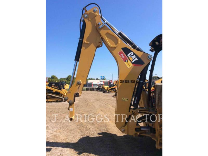 CATERPILLAR BACKHOE LOADERS 420F 4 equipment  photo 22