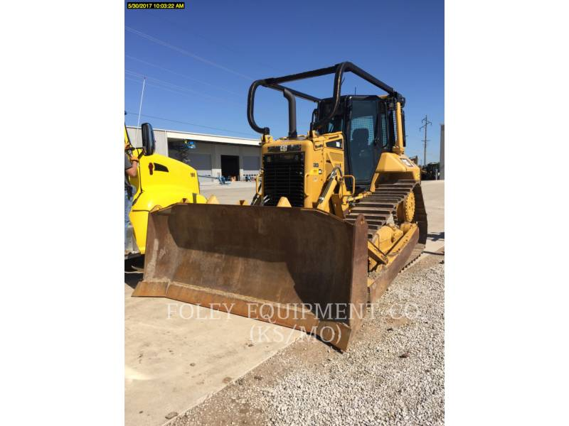 CATERPILLAR TRACK TYPE TRACTORS D6NXLSU equipment  photo 1