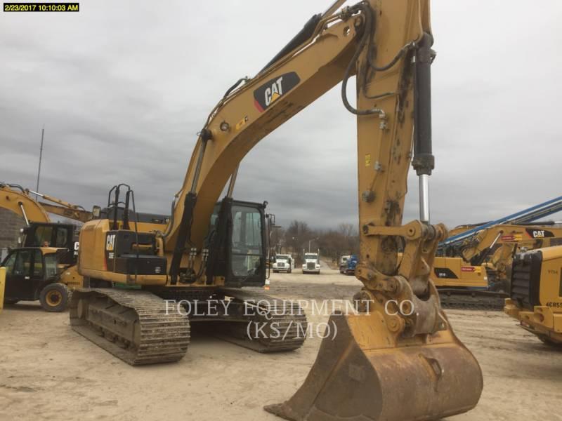 CATERPILLAR TRACK EXCAVATORS 336EL10 equipment  photo 2