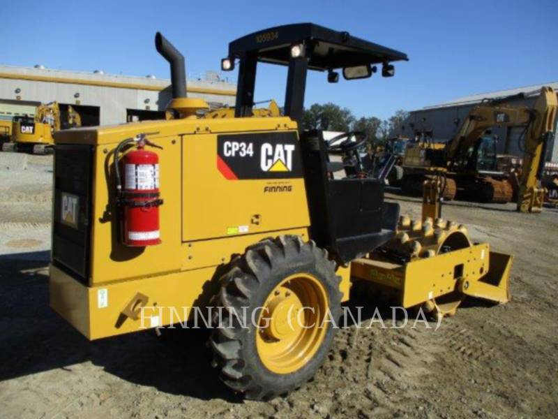 CATERPILLAR COMPACTORS CP34 equipment  photo 3