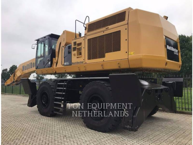 CATERPILLAR KOPARKI GĄSIENICOWE Multidocker CH70D equipment  photo 3