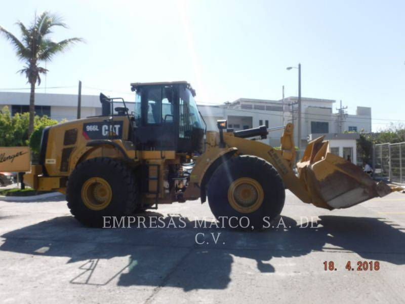 CATERPILLAR PALE GOMMATE/PALE GOMMATE MULTIUSO 966 L equipment  photo 7