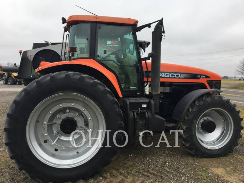 AGCO AG TRACTORS DT200A equipment  photo 8