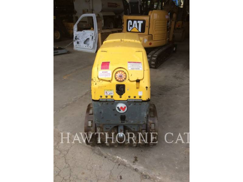 WACKER CORPORATION COMPACTORS RT82-SC X equipment  photo 2