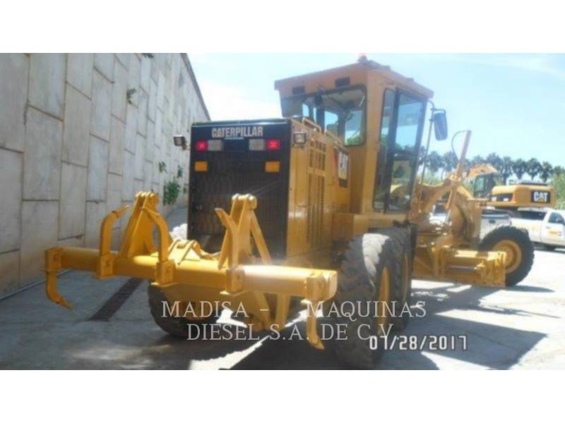 CATERPILLAR MOTOR GRADERS 120K equipment  photo 5