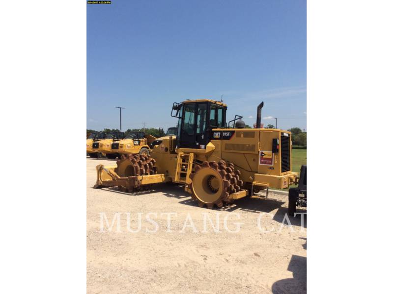 CATERPILLAR COMPACTADORES 815FII equipment  photo 5