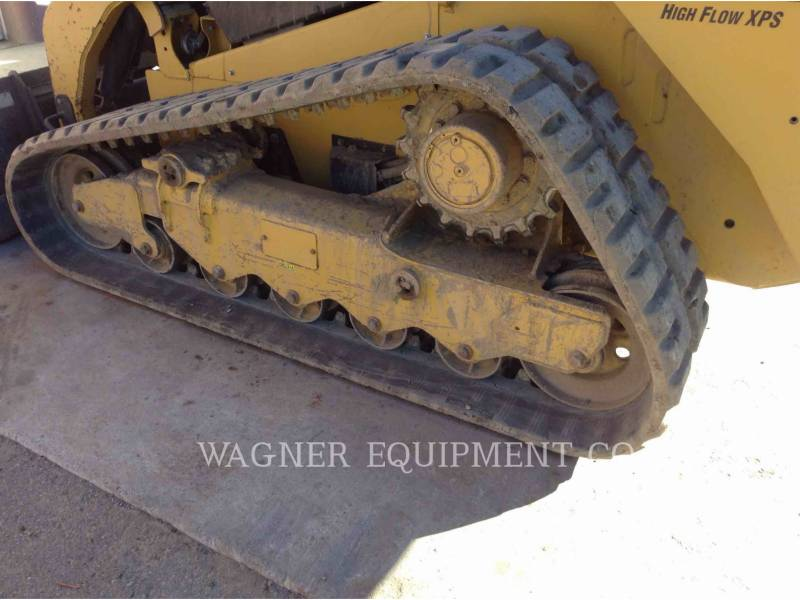 CATERPILLAR PALE CINGOLATE MULTI TERRAIN 299D equipment  photo 8
