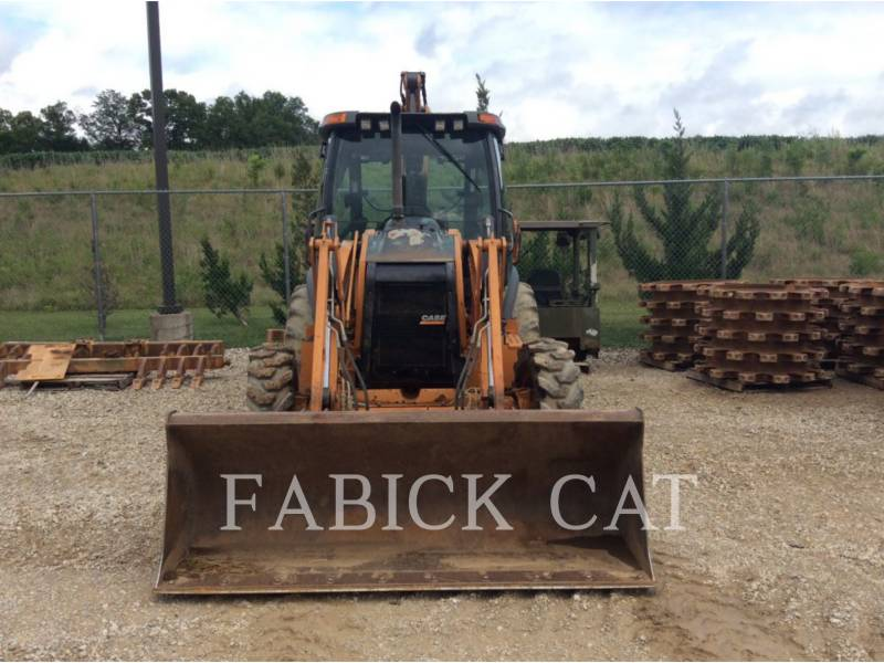 CASE/NEW HOLLAND BACKHOE LOADERS 580SUPERN equipment  photo 2