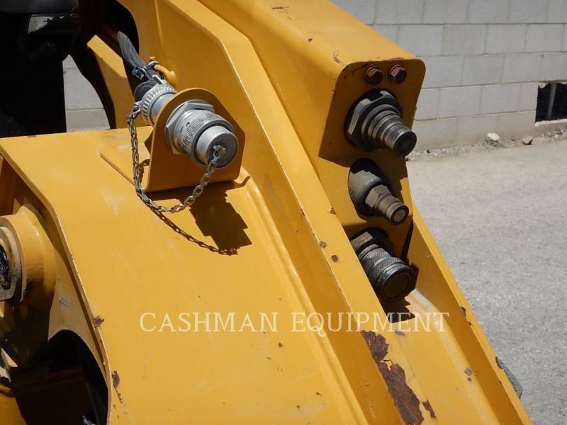 Caterpillar MINIÎNCĂRCĂTOARE RIGIDE MULTIFUNCŢIONALE 246D equipment  photo 9