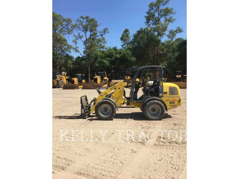 WACKER CORPORATION WHEEL LOADERS/INTEGRATED TOOLCARRIERS WL36 equipment  photo 2