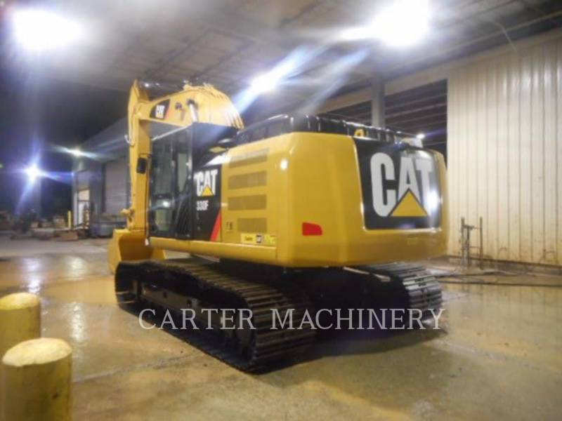 CATERPILLAR PELLES SUR CHAINES 330F 10 equipment  photo 1