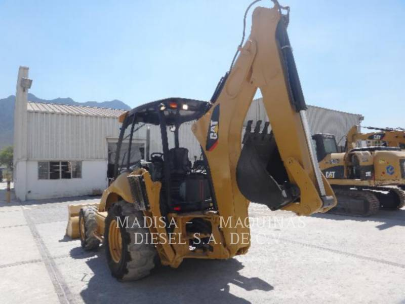 CATERPILLAR BACKHOE LOADERS 416 E equipment  photo 6