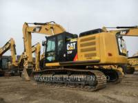 CATERPILLAR KOPARKI GĄSIENICOWE 329FL equipment  photo 2