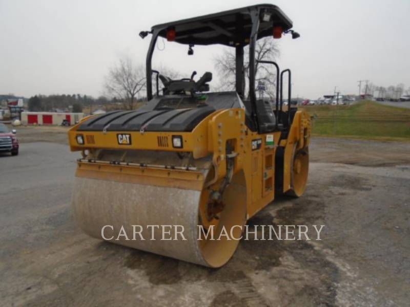CATERPILLAR VERDICHTER CB54B equipment  photo 3