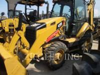 Equipment photo CATERPILLAR 420F バックホーローダ 1