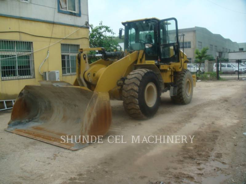 CATERPILLAR MINING WHEEL LOADER 950 GC equipment  photo 5