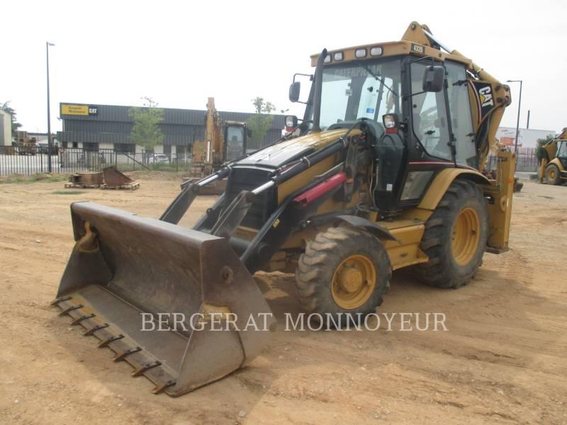 CATERPILLAR BAGGERLADER 432D equipment  photo 12