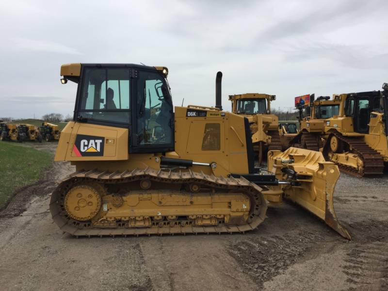 CATERPILLAR TRACK TYPE TRACTORS D6K2LGP equipment  photo 10