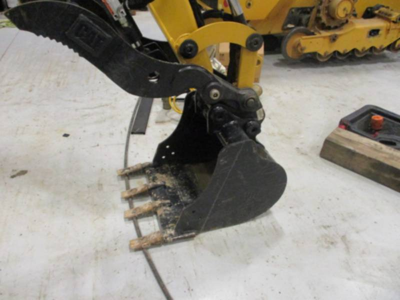 CATERPILLAR TRACK EXCAVATORS 304E2CR equipment  photo 15