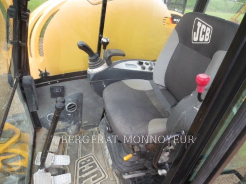 JCB PELLES SUR CHAINES 8045 equipment  photo 17