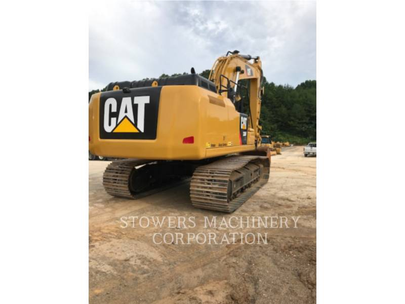 CATERPILLAR トラック油圧ショベル 336F XE equipment  photo 3