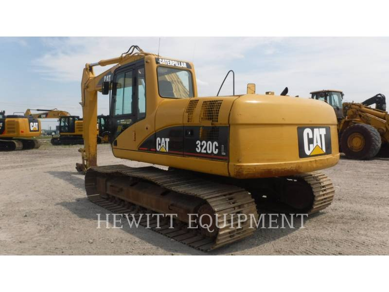 CATERPILLAR EXCAVADORAS DE CADENAS 320CL equipment  photo 4