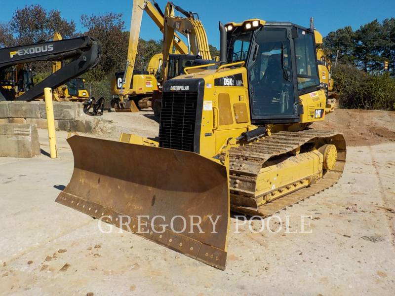 CATERPILLAR KETTENDOZER D5K2 LGP equipment  photo 1