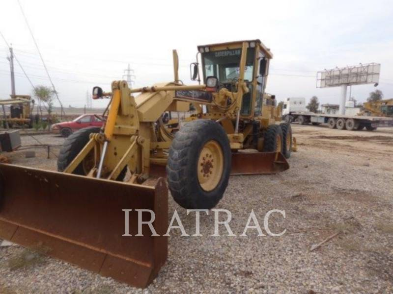CATERPILLAR MOTOR GRADERS 120HNA equipment  photo 2