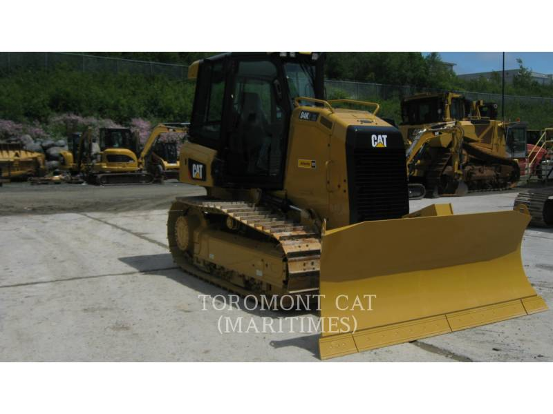 CATERPILLAR TRATTORE CINGOLATO DA MINIERA D4K2XL equipment  photo 1