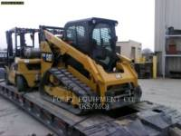 CATERPILLAR スキッド・ステア・ローダ 289DSTD2CA equipment  photo 1