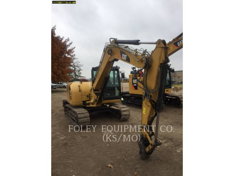 CATERPILLAR PELLES SUR CHAINES 308ECRSBS equipment  photo 1