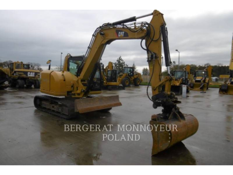 CATERPILLAR PELLES SUR CHAINES 308ECRSB equipment  photo 1